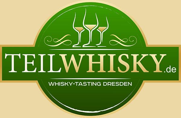 Whisky Tasting Dresden | TEILWHISKY.de Logo