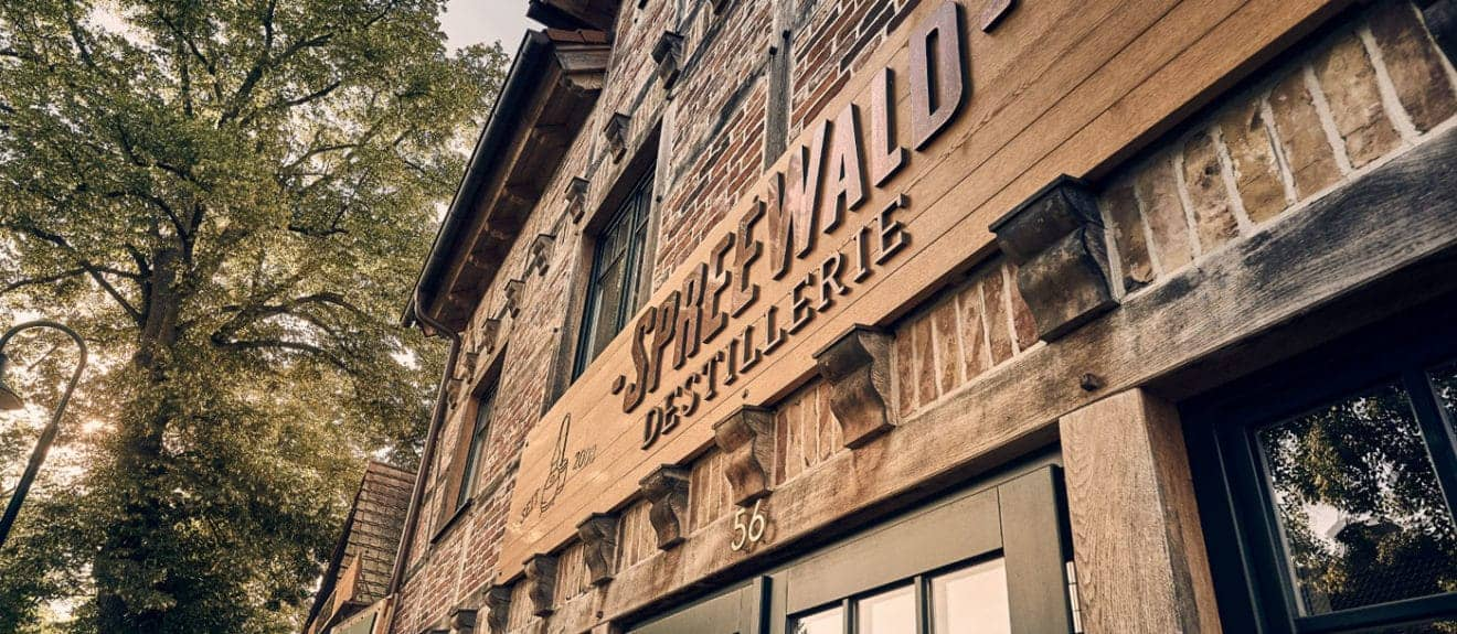 Tour zur Spreewood-Destillerie