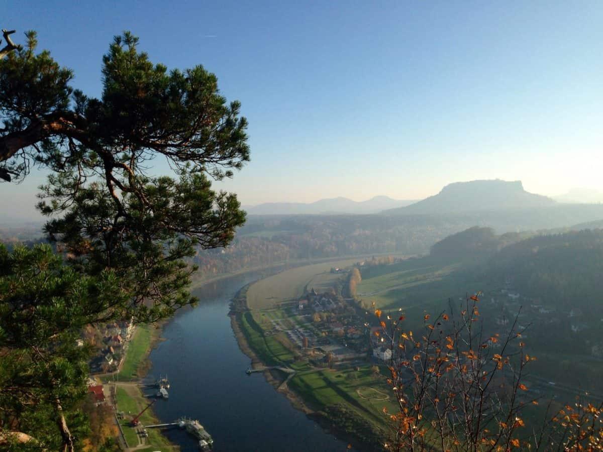 Wanderung Uttewalder Felsentor